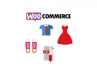 woocommerce different product types