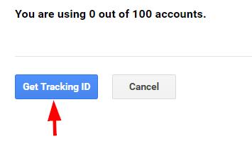 Entering Data for Sign up