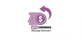 WooCommerce Manage Refunds