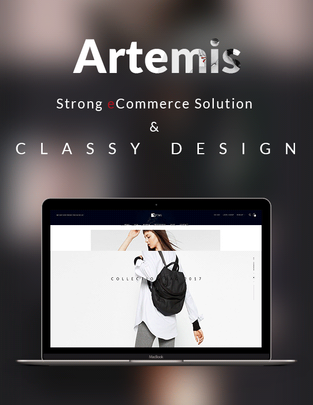 Creative design blends with dynamic functionality to create a great WooCommerce experience