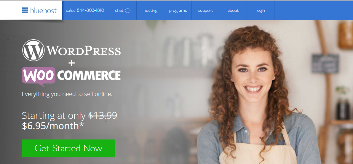 With Bluehost hosting, a reliable, hassle-free WooCommerce experience is guaranteed.