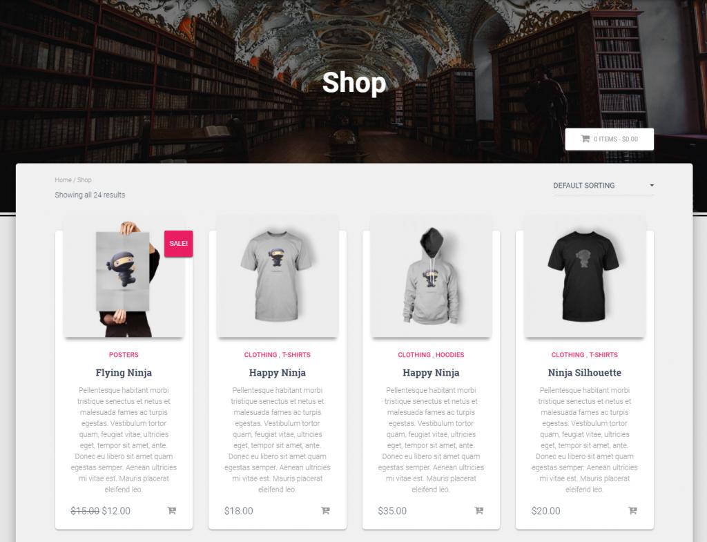 35 Best Free WordPress WooCommerce Themes 2019 - LearnWoo