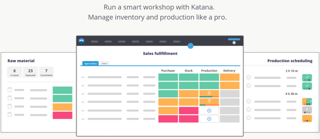 Katana / Best WooCommerce Inventory management tools