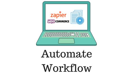 Header image for WooCommerce Zapier