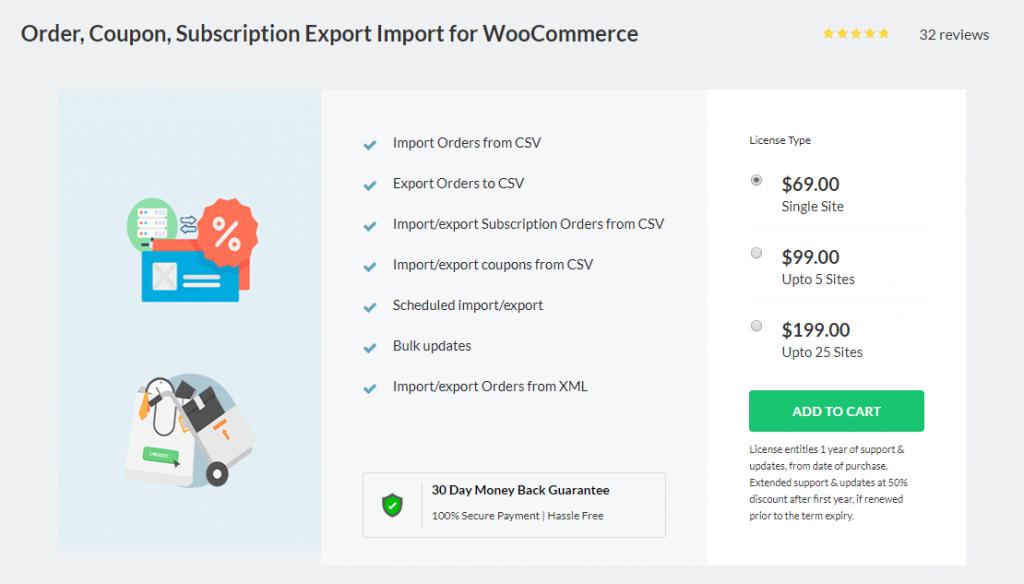 WooCommerce Order Export Plugins