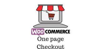 Header image for WooCommerce one page checkout