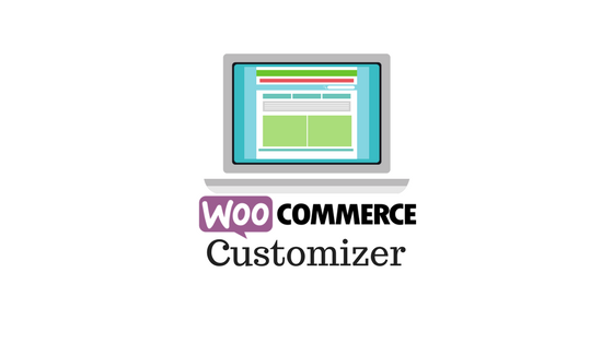 Header image for WooCommerce Customizer