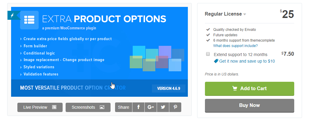 6 Best WooCommerce Extra Product Options Plugins to Offer
