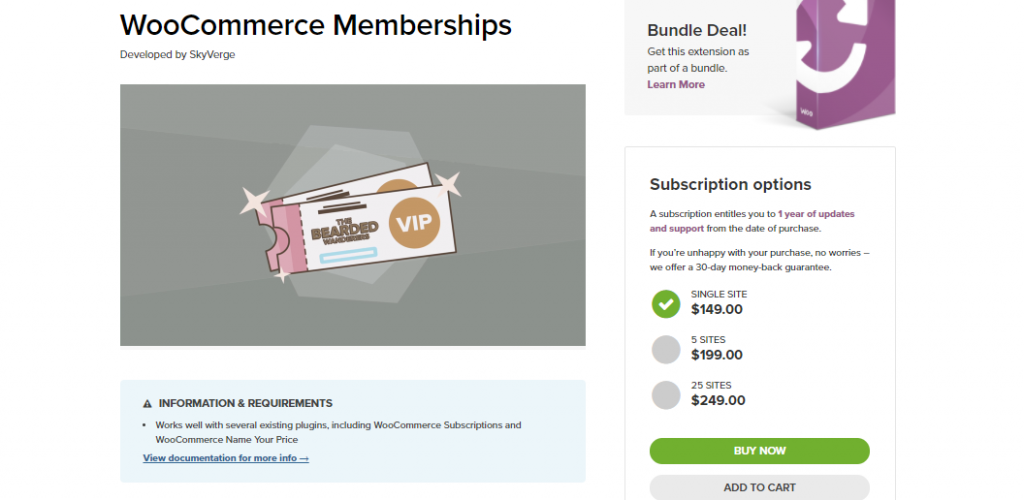 WooCommerce Membership Plugins