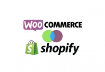 Header image for WooCommerce vs Shopify