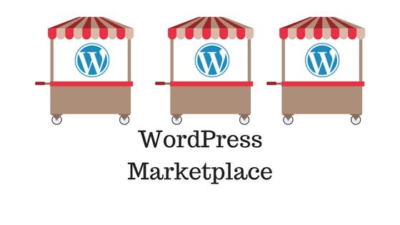 Header image for WordPress Marketplace
