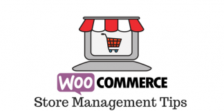 Header image for WordPress WooCommerce