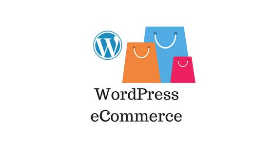Header image for WordPress eCommerce