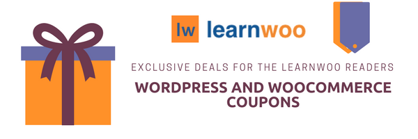 Exclusive deals for the learnwoo readers