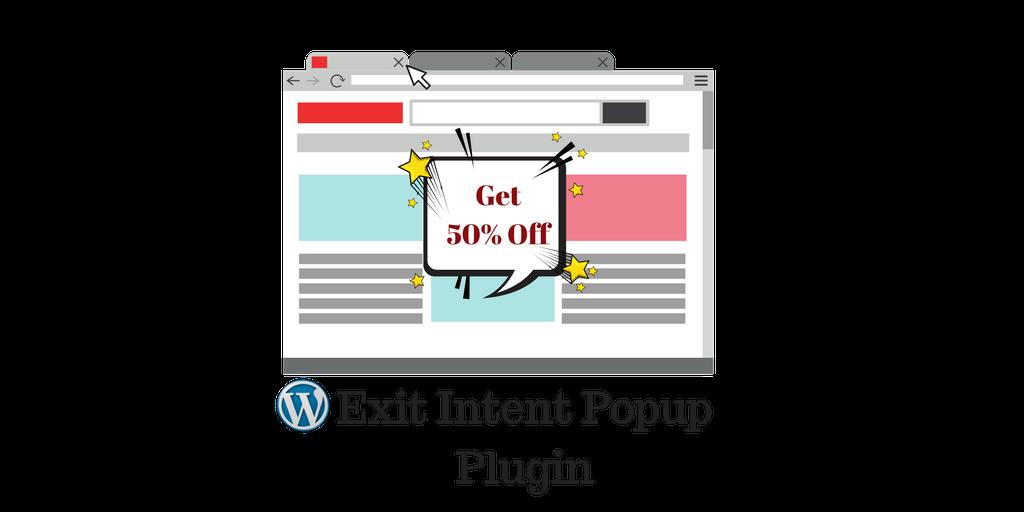 top free wordpress exit intent popup plugins learnwoowordpress exit intent popup plugin