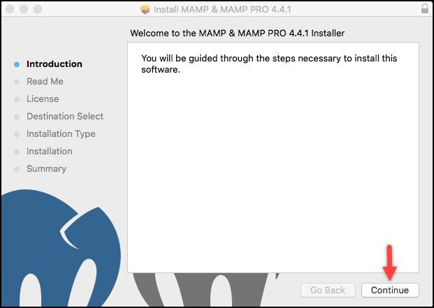 Installing WordPress | Installing MAMP
