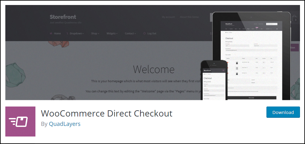 Skip WooCommerce Cart Page | WooCommerce Direct Checkout Plugin