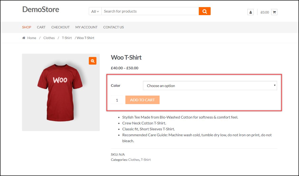 Move Add to Cart above Product Short Description   Custom setup