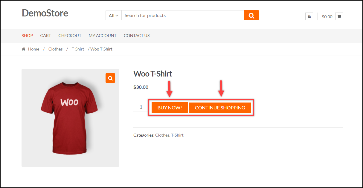 WooCommerce Skip Cart Page | WC Direct Checkout action buttons