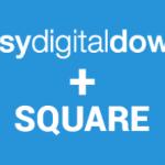 Square for Easy Digital Downloads Logo