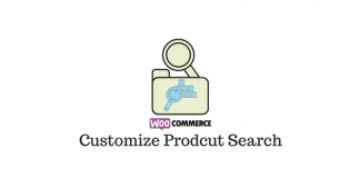 Header Image for Customize WooCommerce Product Search article