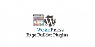 header image for wordpress page builder plugins