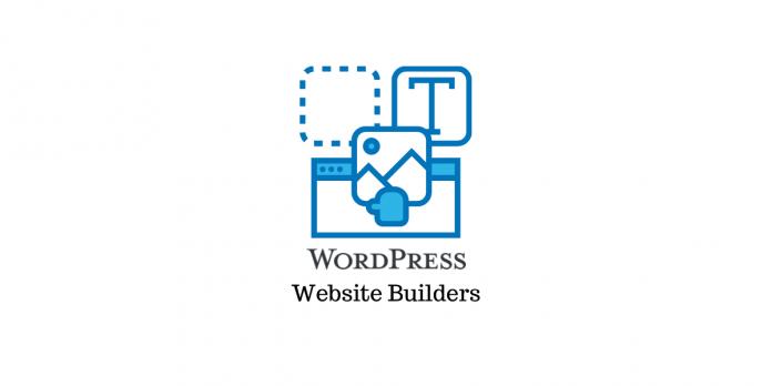 WordPress Website Builders
