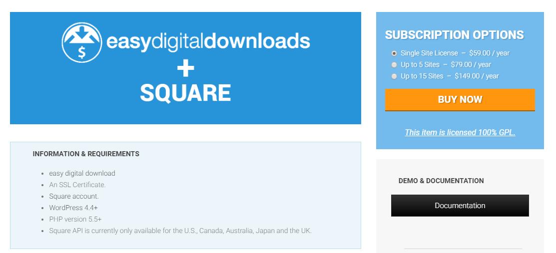 Image result for 5. Easy Digital Downloads.