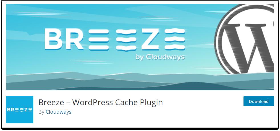 WordPress Cache | Breeze -WordPress Cache Plugin