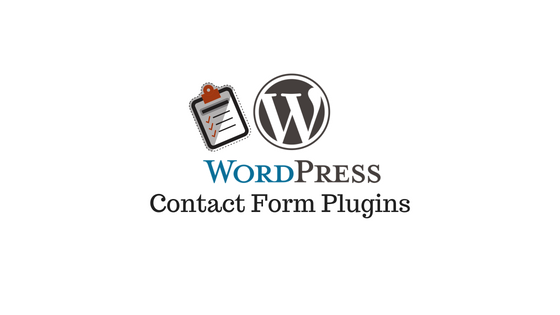 Header image for WordPress contact form article