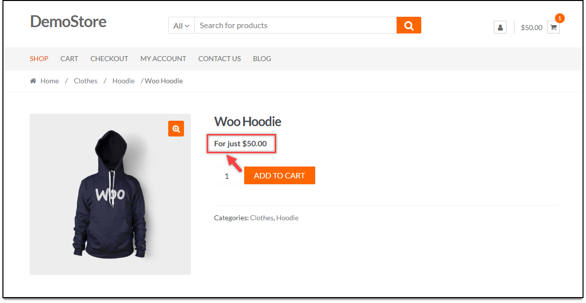 WordPress Hooks | Filter hook example