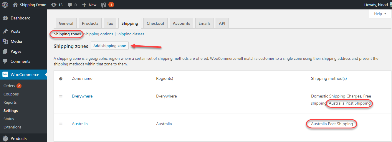 WooCommerce Australia Post Shipping Plugin by XAdapter