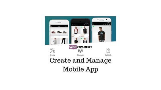 Header image for WooCommerce Mobile App Builder article