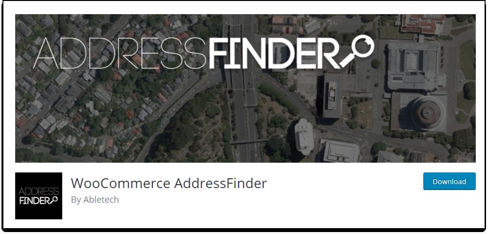 Top WooCommerce Address Validation & Autocomplete Plugins | WooCommerce AddressFinder