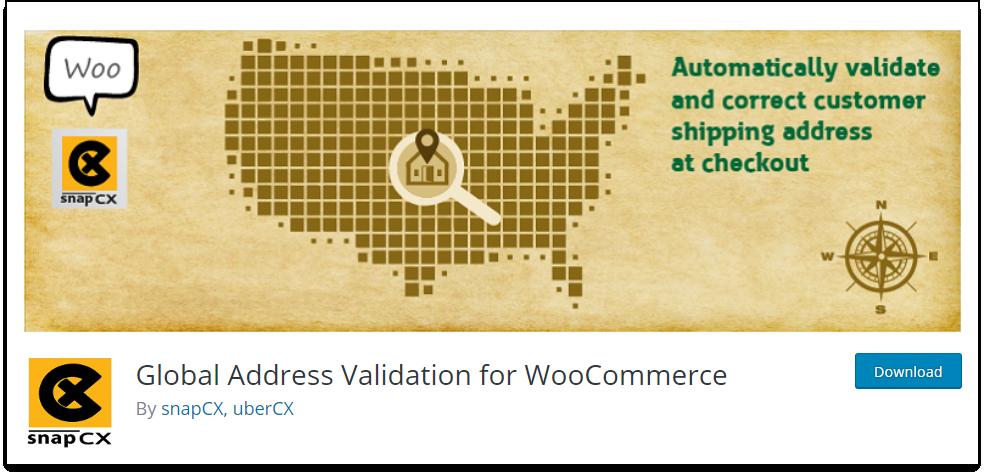 Top WooCommerce Address Validation & Autocomplete Plugins | Global Address Validation for WooCommerce