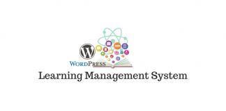 Header image for WordPress Learning Management System
