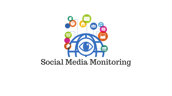 header image for social media monitoring