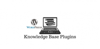 header image for WordPress Knowledge Base plugins