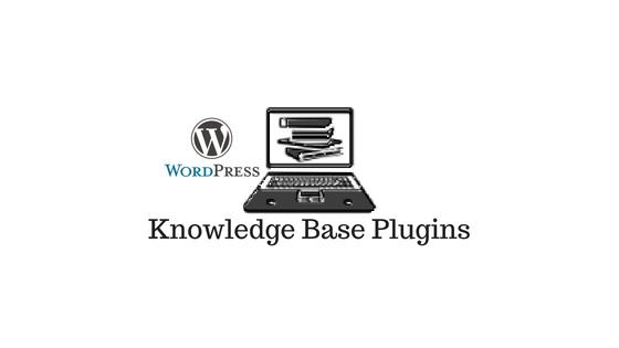 header image for WordPress Knowledge Base plugins