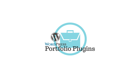 header image for WordPress Portfolio Plugins