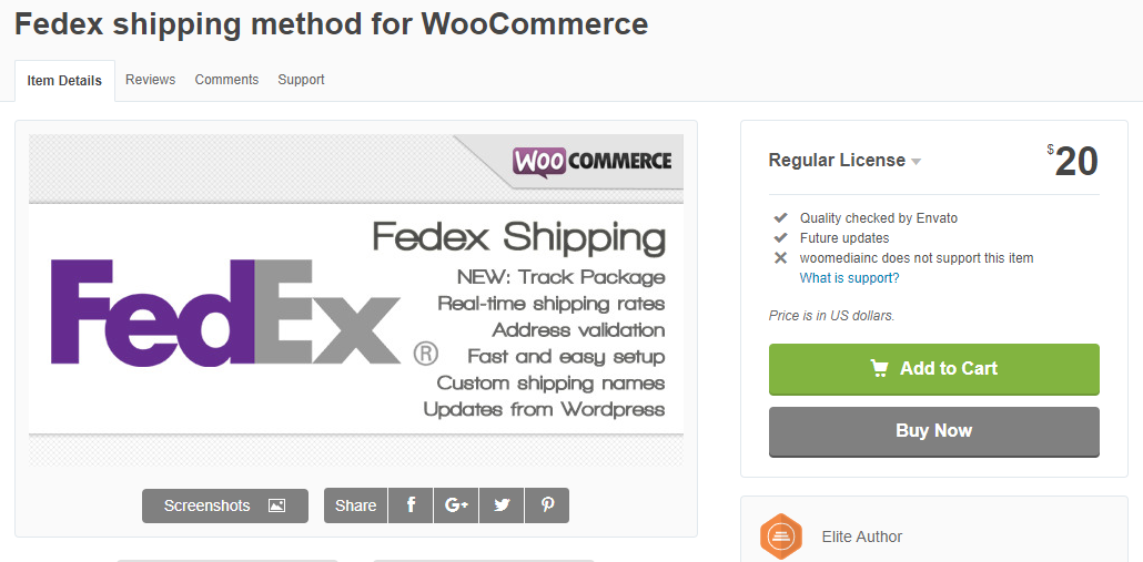 5 Best WooCommerce FedEx Plugins to Display Live Rates and