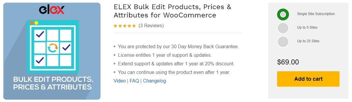 Top WooCommerce Bulk Edit Plugins to Edit Multiple Products - LearnWoo