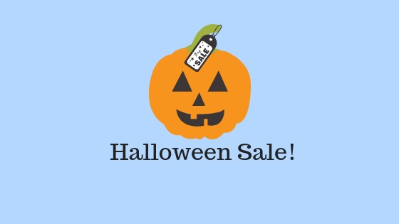 eCommerce Halloween discounts