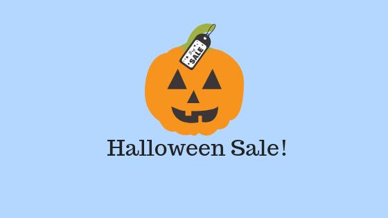 eCommerce Halloween discounts