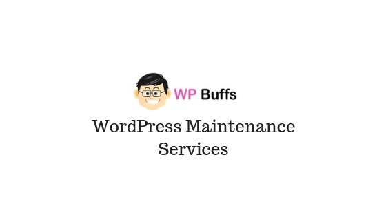 header image for WordPress WooCommerce Maintenance Services