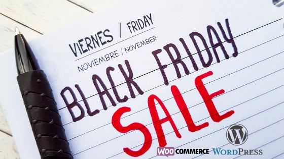 Black Friday Deals on WordPress WooCommerce Plugins