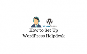 WordPress Helpdesk