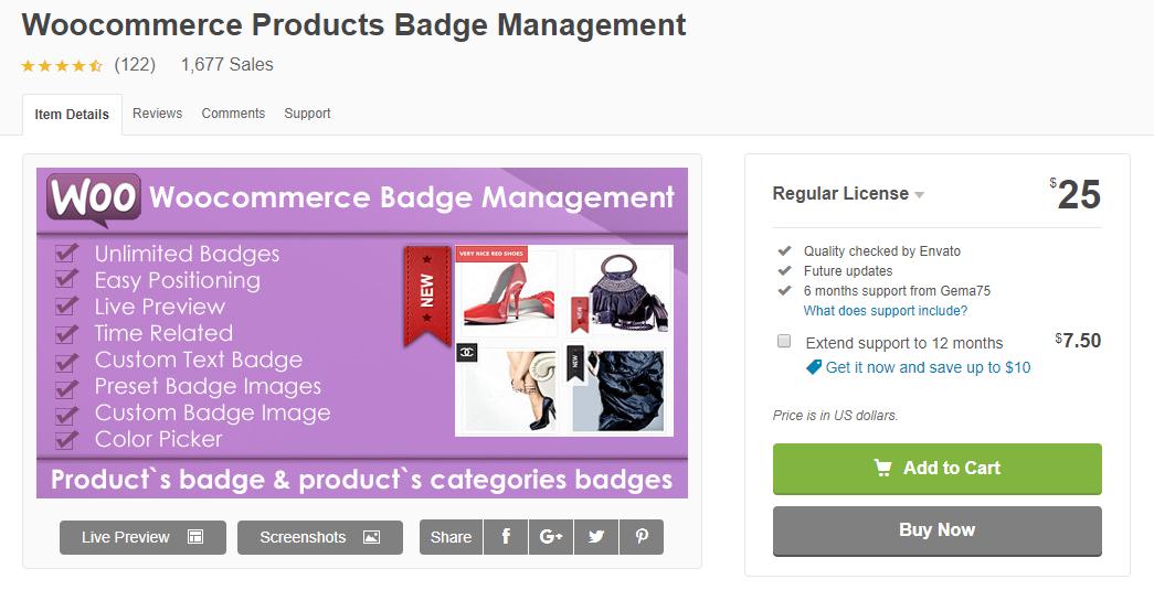 Codecanyon | Woocommerce Products Badge Management Free Download #1 free download Codecanyon | Woocommerce Products Badge Management Free Download #1 nulled Codecanyon | Woocommerce Products Badge Management Free Download #1