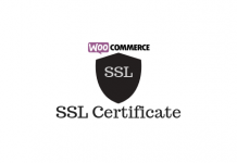 SSL certificate Wordpress WooCommerce