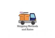 WooCommerce Shipping Methods